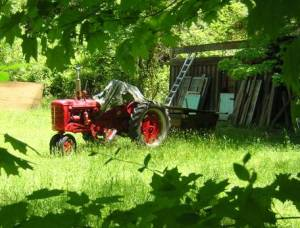 PA Field Tractor