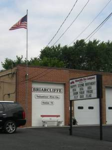 Briarcliffe Volunteer Fire Co Darby PA